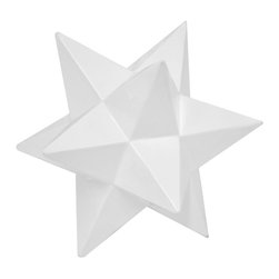 Star Dust Decor - Large - When you can't get outside to check out the stars at night, use this star dust decor as a reminder. Put it on your mantel as a piece of the sky that's come to live with you.