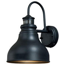 Traditional Outdoor Wall Lights And Sconces Franklin Oil Rubbed Bronze Outdoor Wall Sconce