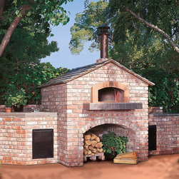 Mugnaini Wood Fired Oven - Mugnaini Outrdoor Wood Fired Ovens - Pizza Oven - Find the perfect outdoor oven for your backyard, garden, poolside or patio. Mugnaini outdoor pizza ovens are the ideal centerpiece for alfresco dining and entertaining. Pick from a variety of shapes and sizes, and create the ultimate open-air kitchen with a Mugnaini wood fired oven. www.mugnaini.com