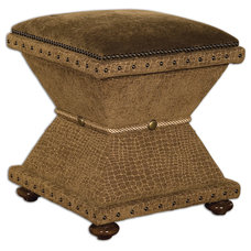 Traditional Footstools And Ottomans by Fratantoni Lifestyles