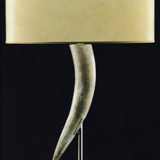 Eclectic Table Lamps by PLANTATION