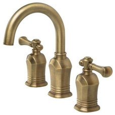 Contemporary Bathroom Faucets And Showerheads by Remodelr