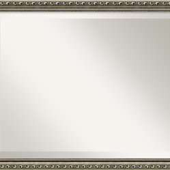 Parisian Silver Wall Mirror