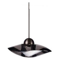WAC Lighting - WAC Lighting QP-LED336 Sorriso 5.7 Watt LED Quick Connect Pendant LEDme Spotligh - Features:
