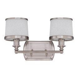 Craftmade - Craftmade 14815 Merced 2 Light Wall Sconce - Lamping Technology: