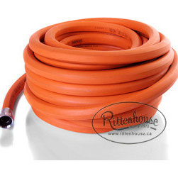 Dramm Colorstorm Garden Hose - I just love this persimmon hose. It's so much jollier than plain old green.
