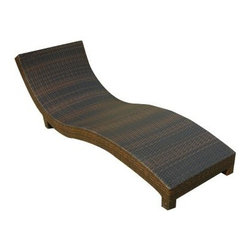 Wicker Multi-brown Outdoor Lounge Chair - Comfortable, stylish and durable, the Wicker Multi-brown Outdoor Lounge Chair are an ideal addition to your outdoor or indoor furniture. Featuring an elegant curved design, these loungers are designed for comfort and are perfect for poolside seating. Made for indoor as well as outdoor use, these lounge chairs are wrapped in weather-resistant PE wicker, which keeps them safe come rain, shine or snow. A sturdy and tight wicker weave gives these loungers a unique appealing pattern.About Best Selling Home Decor Furniture LLC Best Selling Home Decor Furniture LLC is a US-based company dedicated to providing you with a wide variety of fine furniture. With sales and manufacturing offices in Europe and China, as well as the ability to ship to anywhere in the world, no one is excluded from bringing these lovely pieces home. From outdoor to indoor furniture, children's furniture to ottomans and home accessories, all your needs will be met with attractive, high quality products that will last.