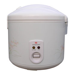 SPT - SPT 10 Cups 1.8 liters Rice Cooker From Vistastores - •Product Type
