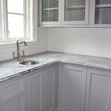 Traditional Kitchen Countertops by Erika