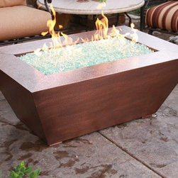 Fire Pit Kits and Fire Table Chat Sets -