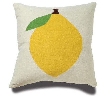 Eclectic Decorative Pillows by Jonathan Adler