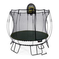Springfree Trampoline - Springfree® 10ft Trampoline - R79 Medium Round With FlexrHoop and FlexrStep - * World's safest trampoline