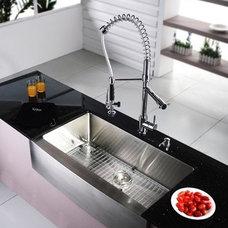 Modern Kitchen Sinks by AJ Madison