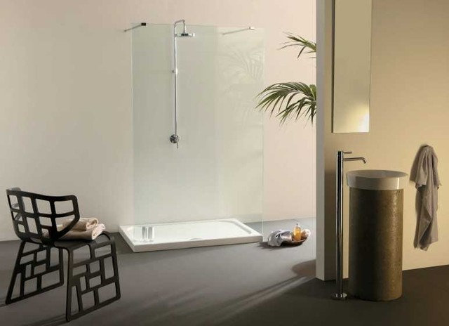 Contemporary Showers by galbox