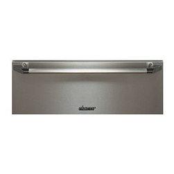 "Dacor Epicure 27"" Warming Drawer, Stainless W/ Chrome Trim | EWD27SCH - 1.63 CU FT CAPACITY"