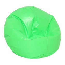 Wetlook Bean Bag Jr Child, Neon - I think this bean bag would be perfect for a little one's reading space.
