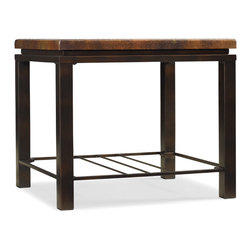 Hooker Furniture - Hooker Furniture End Table 5140-80113 - Hooker Furniture End Table 5140-80113