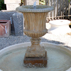 Outdoor Fountains And Ponds by Eye of the Day