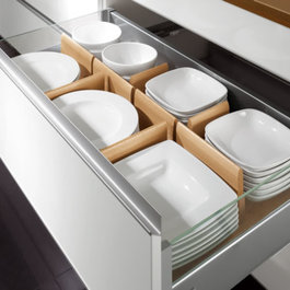 Cabinet and Drawer Organizers : Find Lazy Susans, Utensil Trays, Pullout Drawers and Can Racks ...