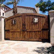Eclectic Garage Doors And Openers by Ziegler Doors Inc.
