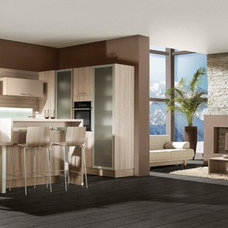 Contemporary Rendering by SVEA KITCHENS