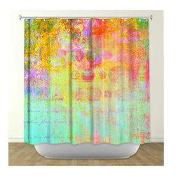 Shower Curtain HQ - DiaNoche Designs