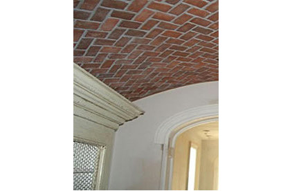 Traditional Entry by Inglenook Tile Design