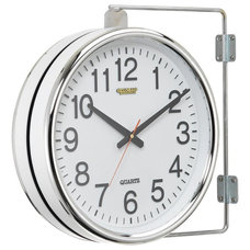 Contemporary Clocks by Global Industrial