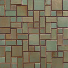 Craftsman Tile by Mercury Mosaics and Tile