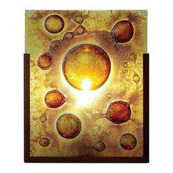 WPT Design - WPT Design FN1 BZ-ALD  Bronze Wall Sconce - WPT Design FN1 BZ-ALD FN1 Bronze Wall Sconce