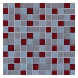 Glass Mix Mosaic - Modern Mosaics
