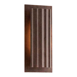 Troy Lighting - Dwell Outdoor LED Wall Sconce - Medium - Dwell Outdoor LED Wall Sconce - Medium