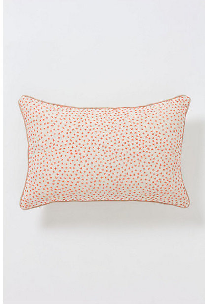 modern pillows by Anthropologie