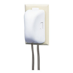 Safety 1st - Double Touch Plug N' Outlet Covers - Baby proofing is a snap with these easily operated outlet covers. Protect little fingers from danger with these covers for standard single screw outlets that release with a double touch and require no hardware installation. Easy to move from one room to the next, just where you need it most.