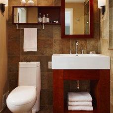Practical Bathroom Storage Tips -- Better Homes and Gardens -- BHG.com
