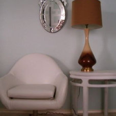 Modern Living Room Chairs by The Vintage Laundry