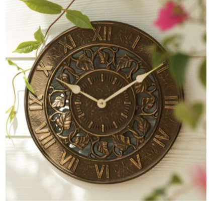Outdoor Clocks by Grandin Road