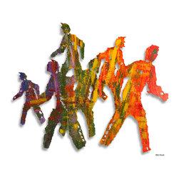 Pedestrian Crossing Series - Carnival #10782013