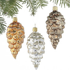 Traditional Holiday Decorations by Crate&Barrel