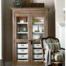 Modern Pantry Cabinets by Hayneedle