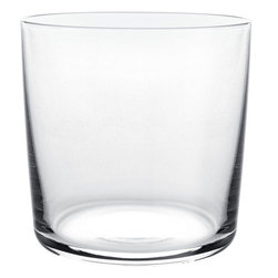 """Alessi - Alessi """"Glass Family"""" Water Glass (Set of 4) - Water/long drink glass in crystalline glass."""