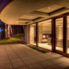 Contemporary Screen Doors by Grabill Windows & Doors