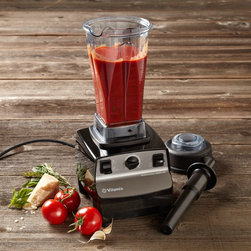 Vitamix Professional 200 Blender - Pricey but well worth the investment, the Vitamix is a fantastic all-in-one tool and the perfect gift for a new mom.