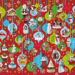 Christmas Keepsakes Puzzle - 1000 Piece Jigsaw PuzzleIt's a jolly time and a joyful time! It's a time for making wishes and playing in the snow. Celebrate the season with the 2010     Hallmark Christmas Keepsake Ornament puzzle.