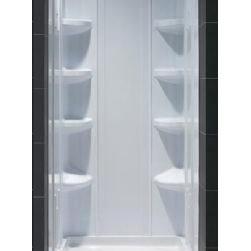DreamLine - DreamLine 03 Shower Wall Kit for shower doors - for single threshold tray - SHBW - 03 Shower Wall Kit for shower doors - for single threshold tray
