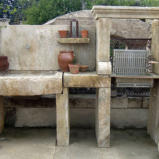 Mediterranean Grills by Ancient Surfaces