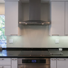 Modern Cooktops by Kitchens Etc. of Ventura County