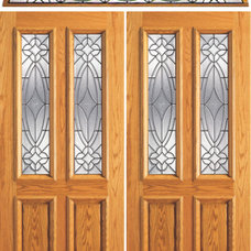 Traditional Front Doors by US Door & More Inc
