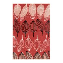 Chandra Rugs - Hand-Tufted Designer Wool Rug JES28904 - 7'9 x 10'6 - Hand-tufted Designer Wool Rug - JES28904 - 7'9 x 10'6