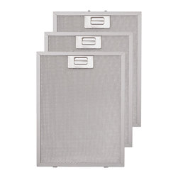 """Replacement Filter for 36"""" Villa Series Wall-Mount Range Hood - Compatible with 36"""" Villa Series ..."""